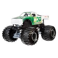 toy monster jam trucks wheels 1 24 monster jam bkt vehicle toys u0026 games vehicles