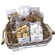 cookie gift basket byrd cookie company simply the best cookie gift basket 1 4555