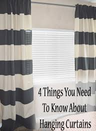 Curtain Hanging Ideas Ideas Hanging Curtains How To Hang Curtains Using Ring Clips Curtain