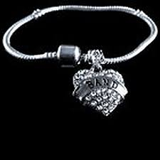 goddaughter charm bracelet glamorise goddaughter charm bracelet god