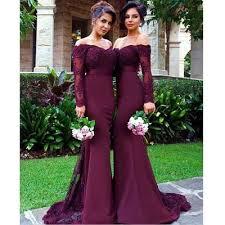 lace bridesmaid dresses burgundy lace bridesmaid dresses new wedding ideas trends