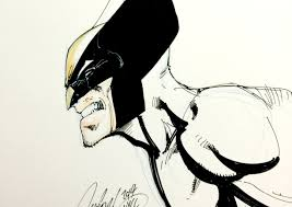 j scott campbell sketches wolverine at nycc youtube