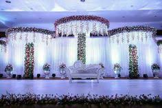 decoration for wedding indian wedding stage decoration 3 png 823 411 stage decoration
