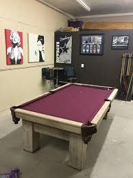Dallas Cowboys Pool Table Felt by 8ft Ballistick Billiards Refurbished Custom Pool Table For Sale In