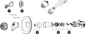 valley shower valve repair parts schematic az partsmaster