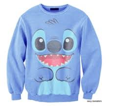 sweater lilo stitch sweatshirt hoodie lilo and stitch disney