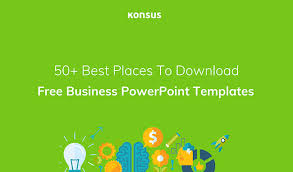 Free Powerpoint Templates 50 Best Sites To Download Tempalte Ppt