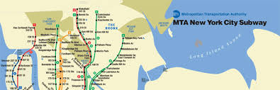 map for new york new york city subway map