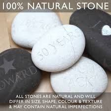 engraved stones personalised engraved stones by letterfest engraving