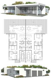 the 25 best duplex house plans ideas on pinterest duplex house