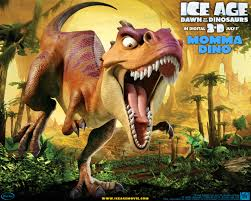14 hd ice age dawn dinosaurs wallpapers