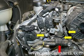 mercedes benz w204 camshaft magnetic adjuster replacement 2008