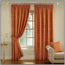 standard curtain lengths curtains window sill length curtain