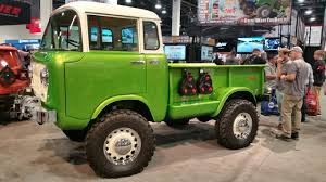 sema jeep for sale 1958 fc 170 sema ewillys