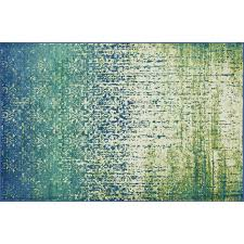 Threshold Outdoor Rug by Green And Blue Area Rug Roselawnlutheran