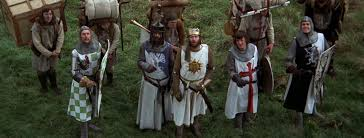 monty python and the holy grail film review slant magazine