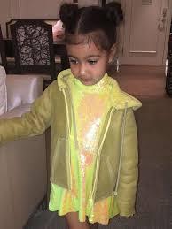 kim kardashian u0026 kanye release kids clothing line see