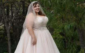 plus size pink wedding dresses pink plus size wedding dress pluslookeu collection wedding dress ideas