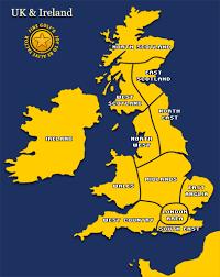 map uk ireland scotland find a course