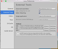external tools u003e u003e revision control diff merge greyed out unity