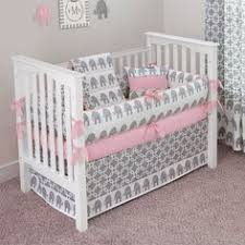 Zig Zag Crib Bedding Set The Peanut Shell 4 Baby Crib Bedding Set Navy Blue Zig Zag