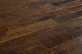 Chocolate Brown Laminate Flooring Free Samples Jasper Engineered Hardwood Handscraped Maple Old