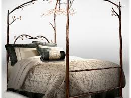 canopy bed metal canopy bed frame intrigue metal canopy bed