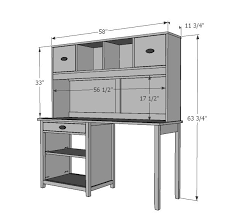 Desk Hutch Ideas 11 Best Hutch Ideas Images On Pinterest Desk Hutch Hutch Ideas