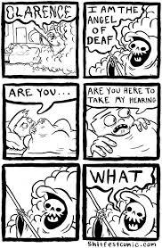 Deaf Meme - angel of deaf meme guy