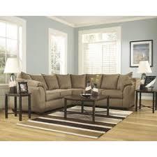Overstuffed Sectional Sofa Ashley Furniture Ashley Amazon Sectional In Mocha
