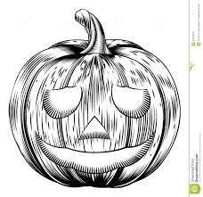 vintage halloween pumpkin stock photography image 34028822