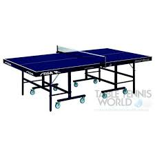 stiga deluxe table tennis table cover table tennis tables indoor ittf approved expert roller table
