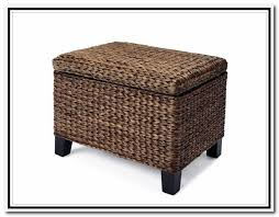 Seagrass Storage Ottoman Seagrass Storage Ottoman Bonners Furniture