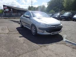 car peugeot 206 used peugeot 206 cars for sale in manchester greater manchester