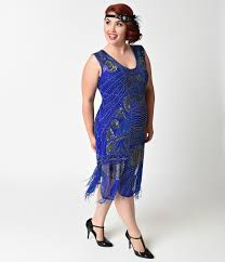 Great Gatsby Women S Clothing Shop 1920s Plus Size Dresses And Costumes