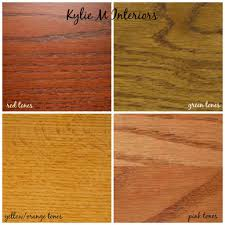 coordinating wood floor with wood cabinets how to mix match and coordinate wood stains undertones wood