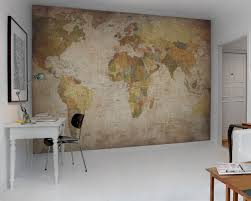 rebel walls maps world map mural paper room rebel walls maps world map mural r107719rebelwalls2
