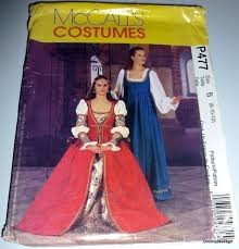 Medieval Renaissance Halloween Costumes 198 Costume Patterns Images Costume Patterns
