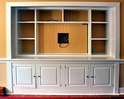 Outdoor Tv Cabinets For Flat Screens by Bathroom Comely Built Entertainment Centers Provide Perfect Way