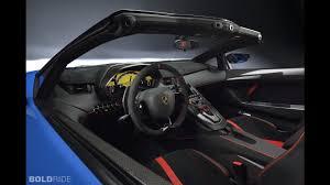 Lamborghini Aventador Acceleration - lamborghini aventador lp 750 4 sv roadster