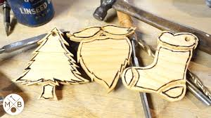 how to make wooden ornaments modern builds ep 16