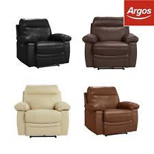 Argos Riser Recliner Chairs with Argos Leather Conservatory Sofas Ebay