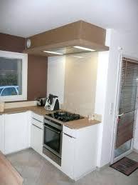 hotte cuisine ouverte hotte cuisine plafond amacnagement dun coin cuisine moderne avec