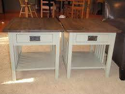 Mission Style Nightstand Best 25 Mission Style End Tables Ideas On Pinterest Mission