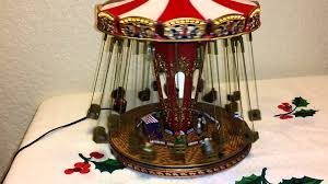 mr gold label world s fair swing carousel