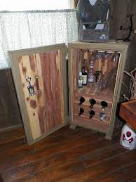 Trunk Bar Cabinet Restored Old Horse Tack Trunk To Liquor Cabinet Tack Trunk