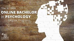 the 30 best online bachelor in psychology degree programs the