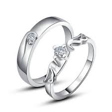 wedding rings for couples his hers rings couples promise rings wedding ring ebay