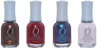 orly releasing dark shadows nail polish collection