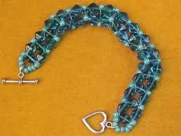 weave bracelet images How to make a right angle weave beaded bracelet hgtv jpeg